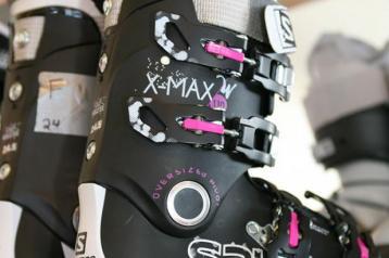 salomon x max 130 flex adjustment | Becky (Chain Reaction