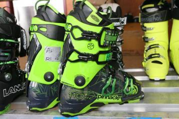 K2 Pinnacle 110 Hv America S Best Bootfitters