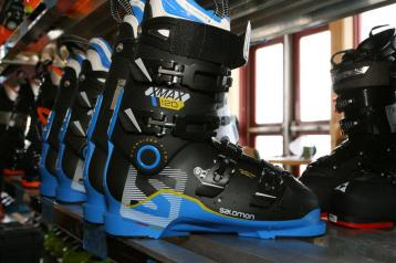 Salomon X Max 120 Boot Fitting Process