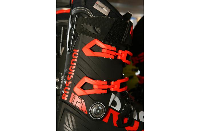 2017-18 Rossignol Allspeed Pro 120 at America's Best Bootfitters Boot Test