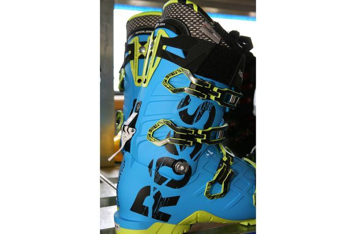 2017-18 Rossignol Alltrack Pro 130 at America's Best Bootfitters Boot 2017-18 Tecnica Zero G Guide Pro at America's Best Bootfitters Boot Test