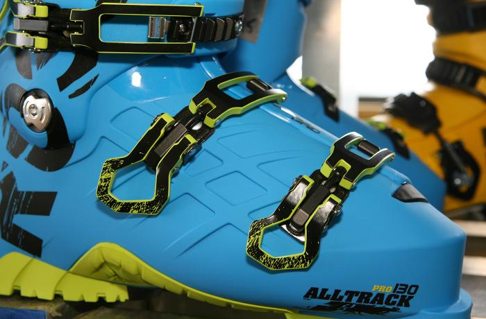 2017-18 Rossignol Alltrack Pro 130 at America's Best Bootfitters Boot Test
