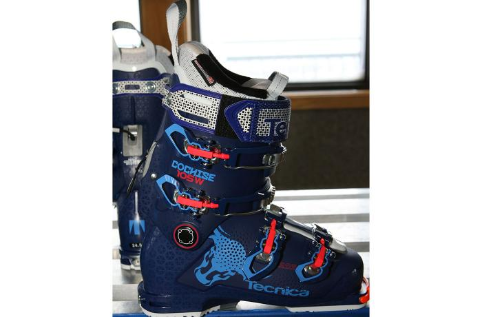 2017-18 Tecnica Cochise 105w at America's Best Bootfitters Boot Test