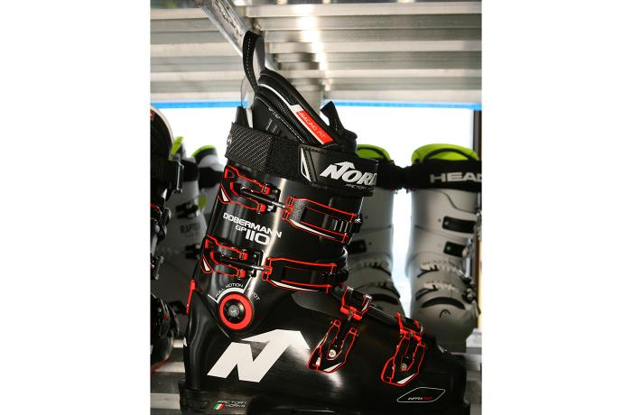 2017-18 Nordica Dobermann GP 110 at America's Best Bootfitters Boot Test