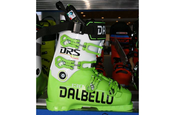 2017-18  Dalbello DRS 130 at America's Best Bootfitters Boot Test