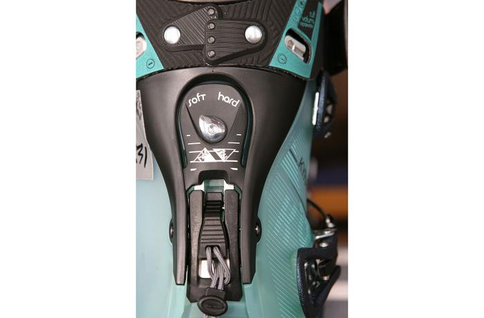 2017-18  Dalbello Kyra 95 at America's Best Bootfitters Boot Test