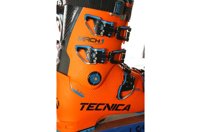 2017-18 Tecnica Mach1 130 MV at America's Best Bootfitters Boot Test