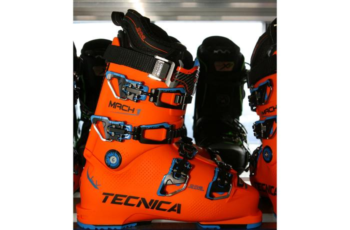 2017-18 Tecnica Mach1 130 LV at America's Best Bootfitters Boot Test