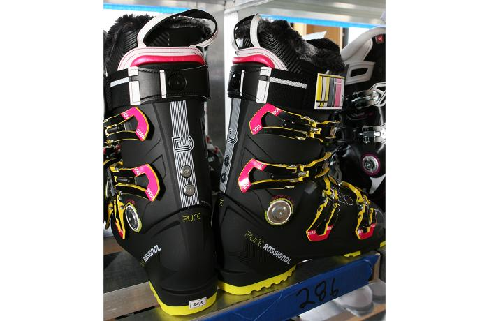 2017-18 Rossignol Pure Elite 120 at America's Best Bootfitters Boot Test