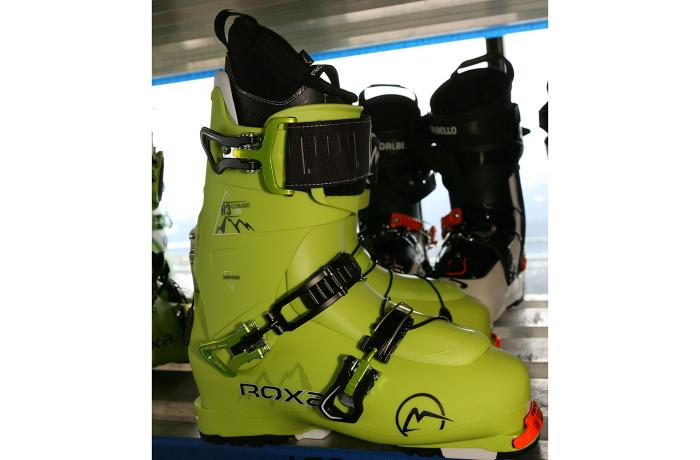 2017-18 Roxa R3 130 Ti I.R. at America's Best Bootfitters Boot Test