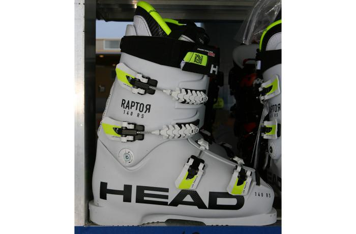 2017-18 Head Raptor 140 RS at America's Best Bootfitters Boot Test