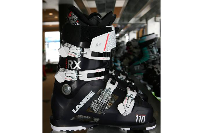 2017-18 Lange RX 110 W LV at America's Best Bootfitters Boot Test