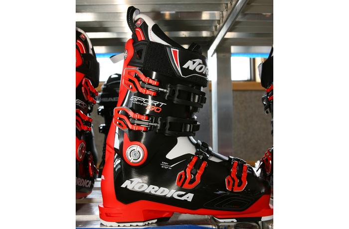2017-18 Nordica Sportmachine 130 at America's Best Bootfitters Boot Test