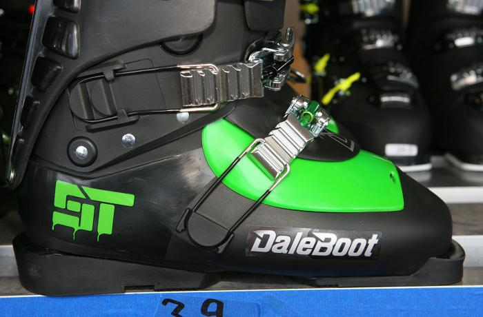 2017-18 Daleboot ST at America's Best Bootfitters Boot Test