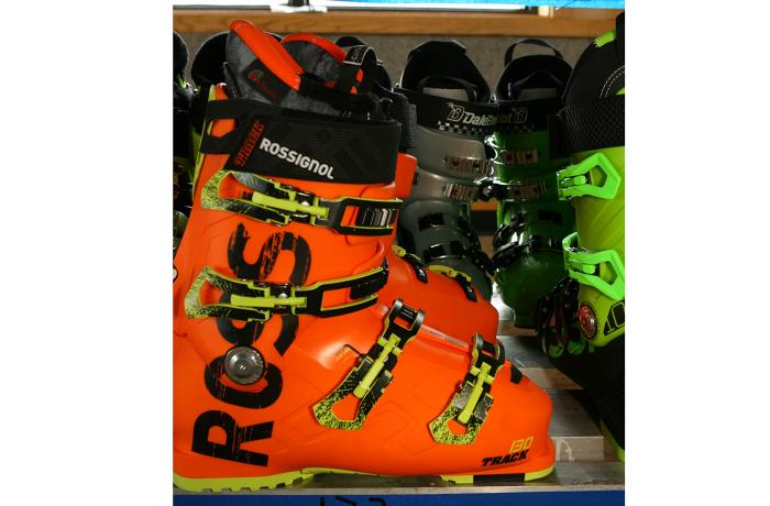 2017-18 Rossignol Track 130 at America's Best Bootfitters Boot Test