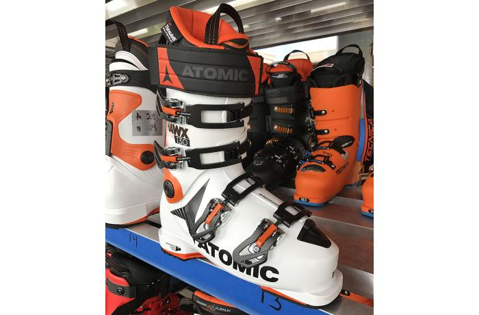 2017-18 Atomic Hawx Ultra 130 at America's Best Bootfitters Boot Test