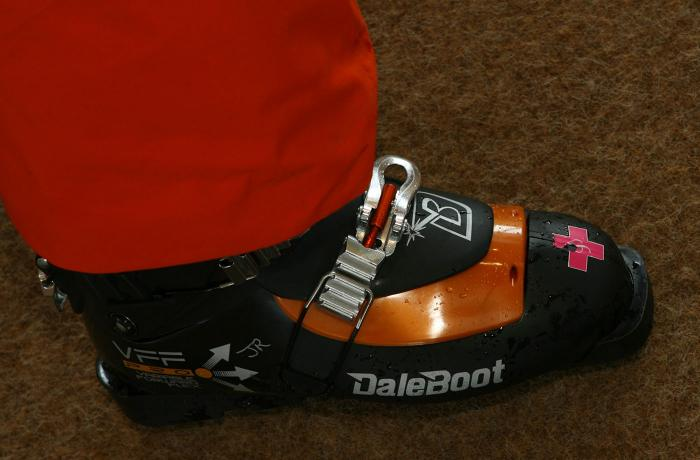 2017-18 Daleboot VFF Pro at America's Best Bootfitters Boot Test