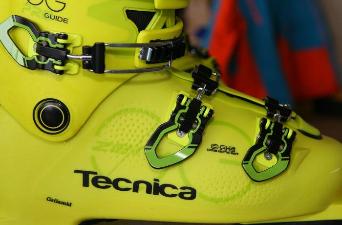 2017-18 Tecnica Zero G Guide Pro at America's Best Bootfitters Boot Test